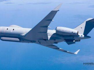 Bombardier Specialized Aircraft confirma acuerdo con la Fuerza Aérea de los Estados Unidos
