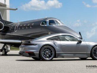 """Embraer entregó el primer Phenom 300E """"Duet"""" Edición Limitada con Porsche"""