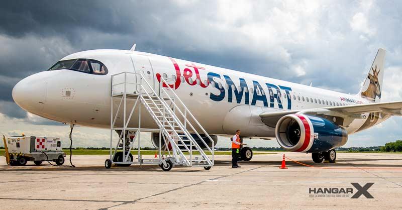 JetSMART Argentina reiniciará los vuelos entre Neuquén y Rosario