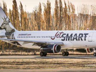 JetSMART reinició los vuelos entre Neuquén y Salta