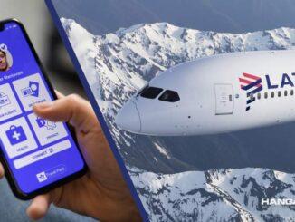 LATAM Airlines probará el pasaporte sanitario en vuelos internacionales