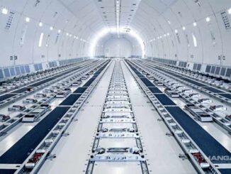 Lufthansa Cargo adquiere un nuevo Boeing 777-F