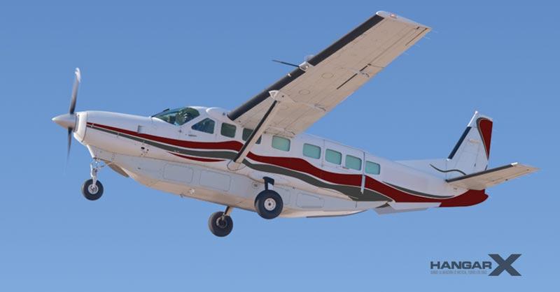 Raisbeck avanza sobre un nuevo STC para el Cessna Caravan