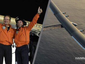 Solar Impulse 2 - A cinco años del Cruce del Océano Atlántico