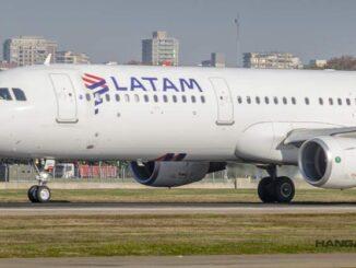 Argentina - Vuelos de LATAM autorizados