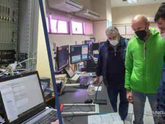 Nuevo sistema de comunicaciones en el Aeropuerto y Centro de Control de Área de Mendoza