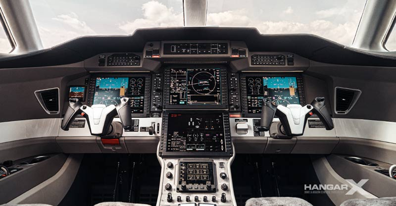 Pilatus PC-24 / Advanced Cockpit Environment (ACE)
