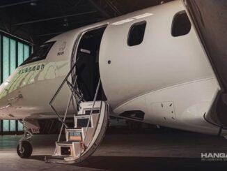 Pilatus anunció nuevas características para el PC-24