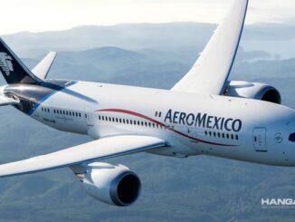 Aeroméxico anunció vuelos directos entre Guadalajara y Madrid