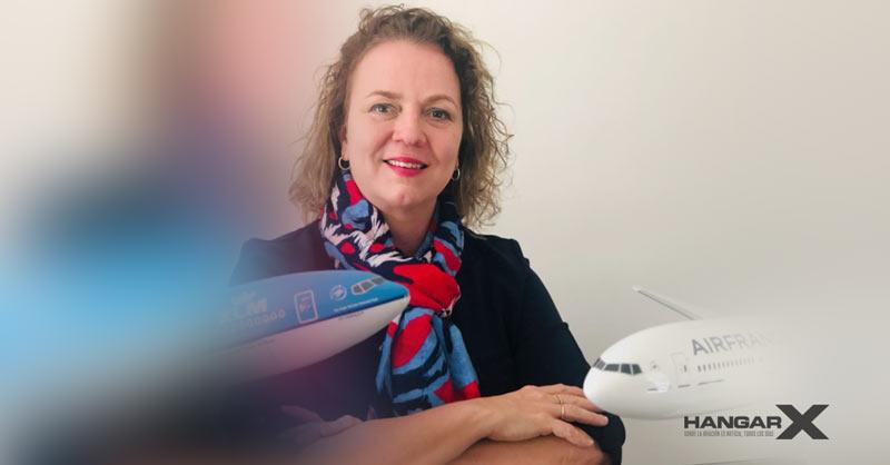 Air France KLM nombra a Pía Lackman Directora General para Argentina, Bolivia, Paraguay y Uruguay