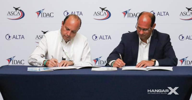 Alianza para impulsar el desarrollo de la aviación en América Latina y el Caribe