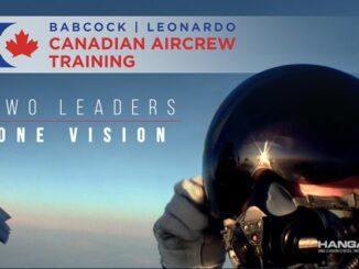 Babcock y Leonardo se unen para apoyar el programa Future Aircrew Training de Canadá