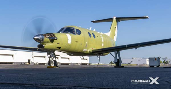 El Beechcraft Denali está cada vez más cerca de su primer vuelo