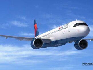 Delta continúa renovando su flota con 30 Airbus A321neo adicionales