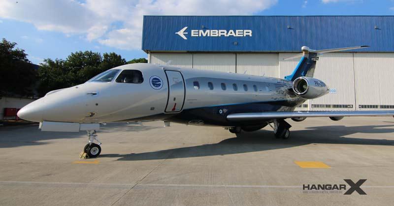 Embraer expande su red de Servicios para Jets Ejecutivos en Estados Unidos