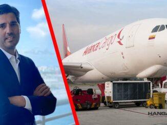 Gabriel Oliva asume como vicepresidente ejecutivo y Director de Avianca Cargo