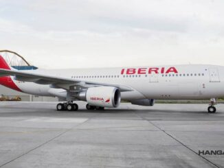 Iberia incrementa la frecuencia de sus vuelos entre Madrid y Montevideo