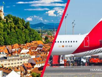 Iberia inicia sus vuelos entre Madrid y Liubliana