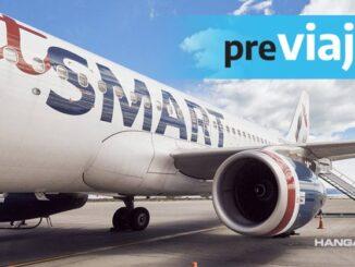 JetSMART se suma al programa PreViaje e incluye cuotas sin interés