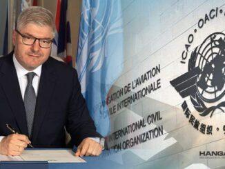 Juan Carlos Salazar asume su mandato como Secretario General de la OACI