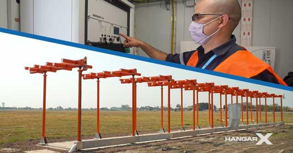 Nuevo sistema de aproximación ILS en el Aeropuerto de Corrientes