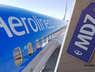 Aerolíneas Argentinas anunció vuelos desde Mendoza a Santiago de Chile
