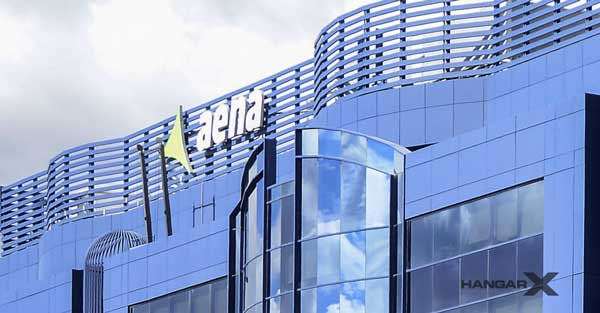 Aeropuertos Españoles y Navegación Aérea (AENA) - (Tráfico de pasajeros)