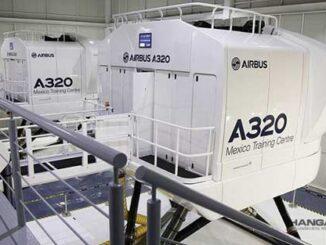 Airbus México Training Center celebra su quinto aniversario tras haber formado 4.500 pilotos