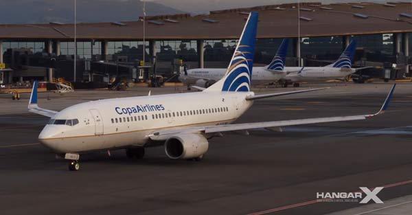 Argentina: Vuelos de Copa Airlines autorizados por ANAC para septiembre