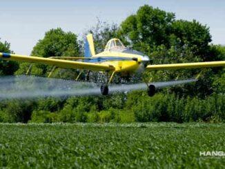 La Aviación Agrícola mostrará todo su potencial en Agronea