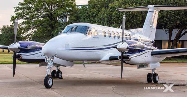 Beechcraft King Air  360 y 360ER recibieron la Certificación de EASA