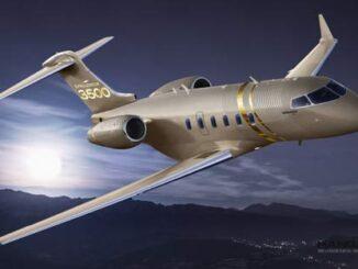 Bombardier Challenger 3500