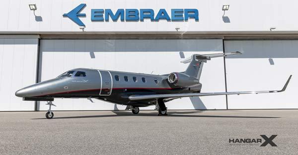 Embraer alcanzó la marca de 1500 Jets Ejecutivos entregados