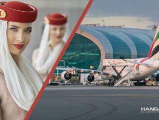 Emirates seleccionará Tripulantes de Cabina y personal aeroportuario