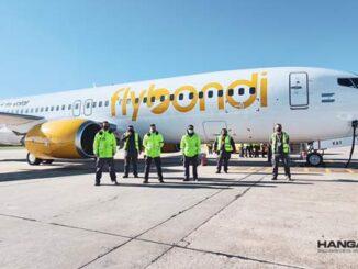Flybondi suma un cuarto avión a su flota y más frecuencias a sus destinos