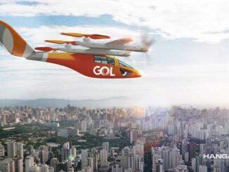 GOL avanza firme hacia el futuro de la Movilidad Aérea Urbana en Brasil