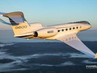 Gulfstream entregó la unidad N°50 del G600