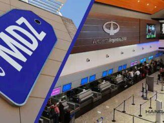Habilitan el Aeropuerto de Mendoza para vuelos Internacionales y amplían el cupo de ingreso al país