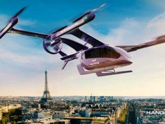 Helipass se asocia con Embraer para expandir la Movilidad Aérea Urbana en Francia