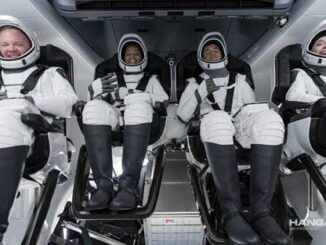Inspiration4 - SpaceX Crew