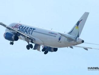 JetSMART Argentina incorpora un quinto avión a su flota