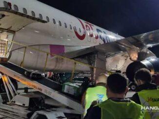 JetSMART inició sus operaciones de transporte de carga en Argentina