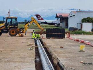 Obras de infraestructura en el Aeropuerto Enrique Malek, estarán terminadas a finales de septiembre