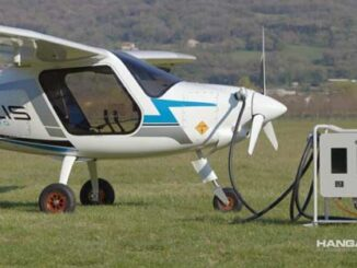 Primer cargador de avión eléctrico aprobado por EASA