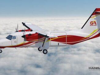 Primer operador del Cessna SkyCourier para América Latina
