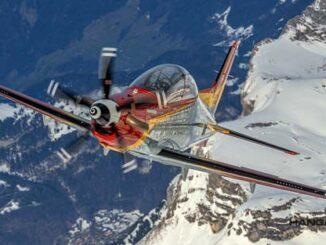 Primeros Pilatus PC-21 para el Ejercito del Aire español