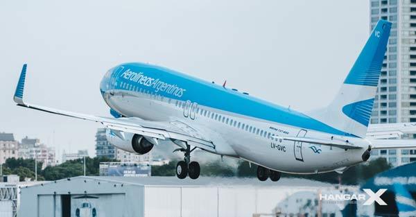 Aerolíneas Argentinas - Vuelos de verano