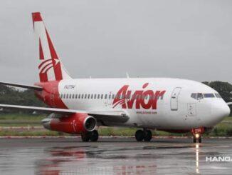Avior reinicia sus vuelos entre Venezuela y Panamá