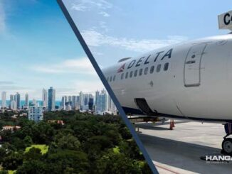 Delta anunció nuevos vuelos directos hacia Panamá desde diciembre
