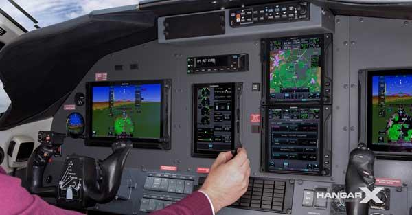 Garmin incorpora el TXi EIS para actualizaciones de cabina en los Pilatus PC-12